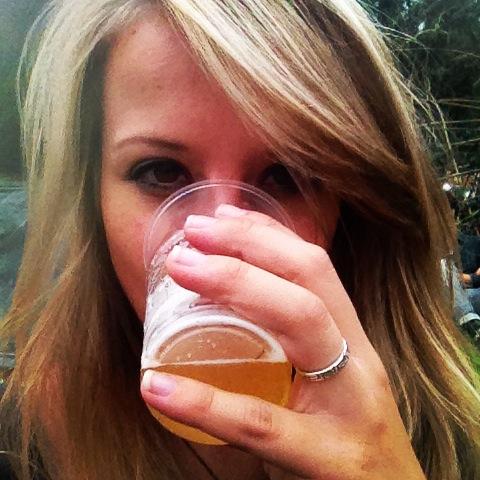 Lang geleden toen ik nog bier dronk